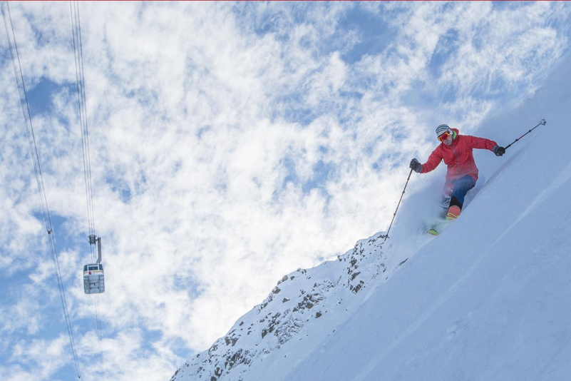 Andermatt-steep